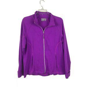 Athleta Women's Full Zip Running Jacket Size XL